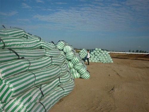 防水毯的运输和储存